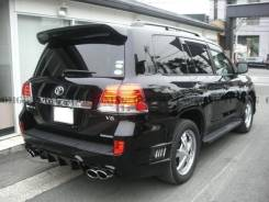 Спойлер. Toyota Land Cruiser, VDJ200, URJ202W, UZJ200W, URJ202, UZJ200. Под заказ