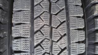 Bridgestone Blizzak VL1. Зимние, без шипов, 2013 год, износ: 5%, 4 шт