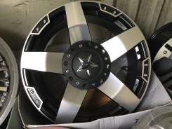 Sakura Wheels. 9.0x20, 6x139.70, ET25, ЦО 110,5мм.