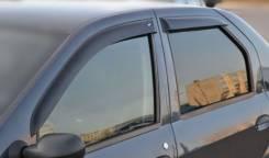 Ветровик на дверь. Renault Logan