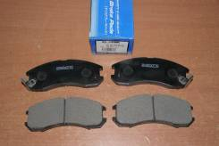 Колодка тормозная. Mazda: Persona, Eunos 300, Ford Telstar, Capella, Capella Cargo Ford Probe