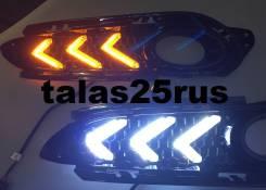 Ходовые огни. Honda Vezel, RU1, RU3, RU2, RU4