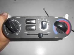 Блок управления климат-контролем. Nissan Sunny, FB15 Двигатель QG15DE