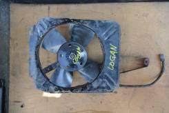 Вентилятор охлаждения радиатора. Renault Logan, LS0G/LS12, LS0G, LS12