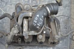 Коллектор впускной. Mercedes-Benz W203, W203 Mercedes-Benz C-Class, W203 Двигатель 111