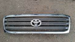 Решетка на фары. Toyota Land Cruiser