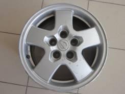 Nissan. 7.0x16, 5x114.30, ET40, ЦО 60,0мм.