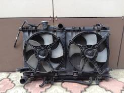 Радиатор охлаждения двигателя. Subaru Legacy B4, BE5 Subaru Legacy, BH5, BE5 Subaru Legacy Wagon, BH5 Двигатели: EJ202, EJ20, EJ204, EJ201