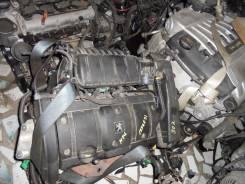 Двигатель в сборе. Peugeot 307, 3A/C, 3H Citroen C4, 3A, C, 3H Двигатель TU5JP4