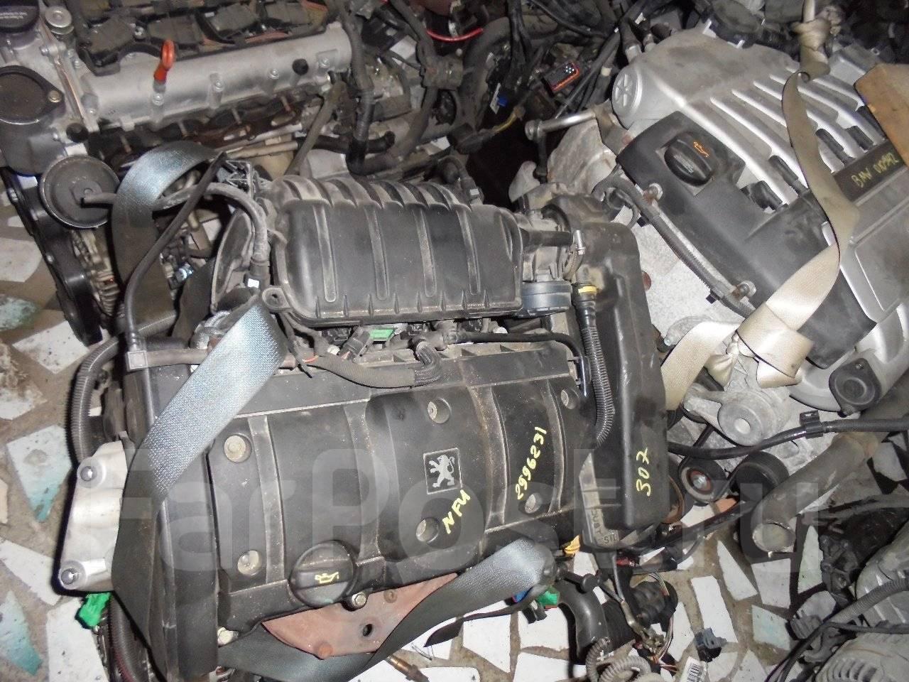 двигатель ситроен хм в6 ремонт