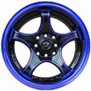 Sakura Wheels 395. 7.0x15, 4x100.00, 4x114.30, ET40, ЦО 67,1мм.