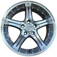 Sakura Wheels R296. 6.5x15, 5x100.00, ET40, ЦО 73,1мм.