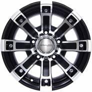 Sakura Wheels R2516. 7.5x15, 5x139.70, ET-10, ЦО 110,5мм.