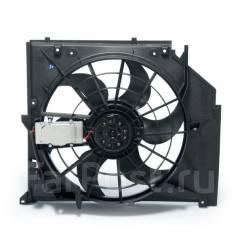 Вентилятор охлаждения радиатора. BMW 3-Series, E46/4, E46/3, E46/2C, E46/2. Под заказ