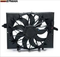 Вентилятор охлаждения радиатора. BMW 5-Series, E60. Под заказ