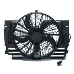 Вентилятор охлаждения радиатора. BMW X5, E53. Под заказ