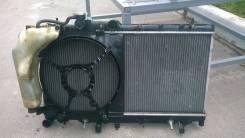 Радиатор охлаждения двигателя. Subaru Legacy Lancaster, BHE, BH9 Subaru Legacy, BHC, BH5, BHE, BH9, BE9 Двигатель EJ254