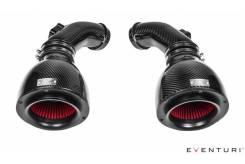 Eventuri Впускная система для BMW M5 (F10) (All Black Carbon). BMW M5, F10