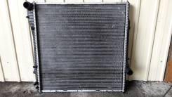 Радиатор охлаждения двигателя. BMW X5