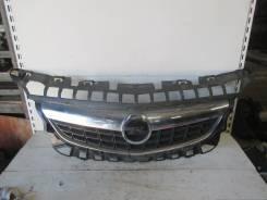Решетка радиатора. Opel Astra Двигатель A16XER