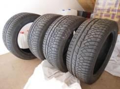 Michelin Pilot Alpin PA2. Зимние, 2013 год, износ: 20%, 4 шт