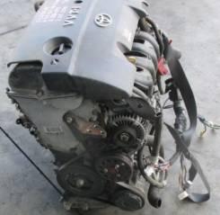 Двигатель в сборе. Toyota: Corolla Rumion, Allion, Funcargo, Sienta, XA, Auris, Ractis, ist, Corolla Fielder, Platz, Raum, Yaris, Allex, Corolla Spaci...