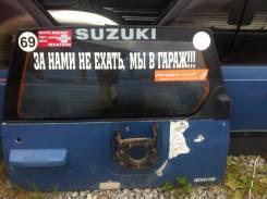 Стекло заднее. Suzuki Escudo, TA01W