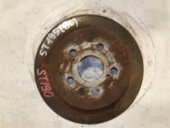 Диск тормозной. Toyota Caldina, ST191