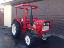 Yanmar. Японский мини-трактор YM2310