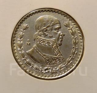 Мексика 1 песо, 1962