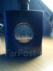 Black Opium Yves Saint Laurent от 90 мл