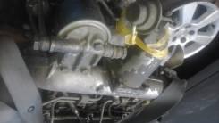 Крепление топливного фильтра. Mitsubishi Canter Двигатель 4D32