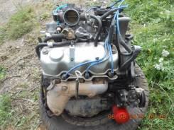 Двигатель в сборе. Mitsubishi Pajero, V23W, V43W Двигатель 6G72. Под заказ