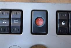 Кнопка включения аварийной сигнализации. Renault Logan, LS0G/LS12, LS0G, LS12