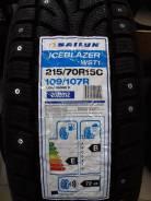 Sailun Ice Blazer WST1. Зимние, шипованные, 2016 год, без износа, 1 шт