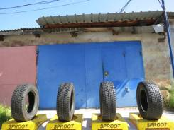 Dunlop Grandtrek SJ6. Всесезонные, износ: 20%, 4 шт