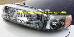 Хрустальная оптика фары Toyota Chaser 90 GX90 JZX90 LX90