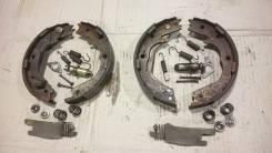 Колодка стояночного тормоза. Isuzu Bighorn, UBS69GW Двигатель 4JG2