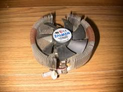 Zalman радиатор с вентилятором для охлаждения процессора