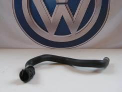 Патрубок радиатора. Audi A4