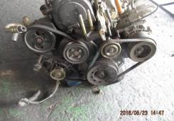 Двигатель в сборе. Mitsubishi MT Mitsubishi Mirage, CA1A Двигатель 4G13