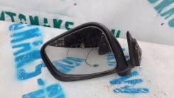 Зеркало заднего вида боковое. Mitsubishi Pajero Mini, H56A