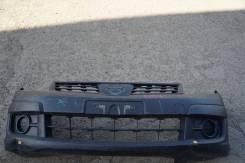 Бампер. Nissan AD, VZNY12, VY12, VJY12 Двигатели: HR15DE, HR16DE, MR18DE