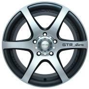 Sakura Wheels 3717Z. 7.0x16, 5x114.30, ET38, ЦО 73,1мм.