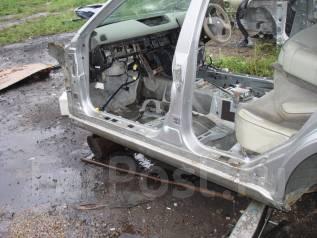 Порог пластиковый. Nissan Skyline, V35 Двигатель VQ25DD