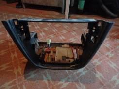 Консоль центральная. Subaru Impreza, GG2 Двигатель EJ15