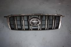 Решетка радиатора. Toyota Land Cruiser Prado, GDJ150W, TRJ150, GRJ150L, GRJ150, TRJ150W, GRJ150W, GDJ150L, KDJ150L Двигатели: 1GDFTV, 2TRFE, 1GRFE, 1K...