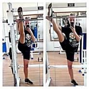 Инструктор по фитнесу. Высшее образование, опыт работы 1 год