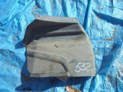 Защита горловины топливного бака. Suzuki Jimny Wide, JB33W Двигатель G13B