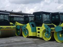 Ammann. Каток AV 70X, масса - 7 250 кг, новый